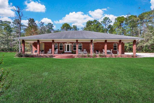 2814 S Periwinkle Ave, Middleburg, FL 32068 (MLS #1085285) :: Olson & Taylor | RE/MAX Unlimited
