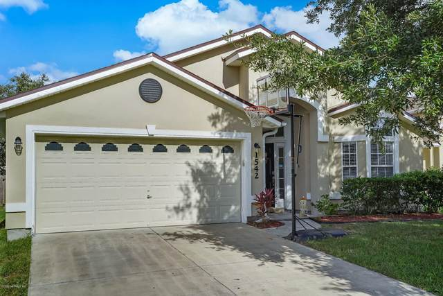 1542 Greenway Pl, Fleming Island, FL 32003 (MLS #1085287) :: The Volen Group, Keller Williams Luxury International