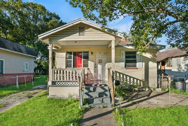481 E 44TH St, Jacksonville, FL 32208 (MLS #1085320) :: Century 21 St Augustine Properties