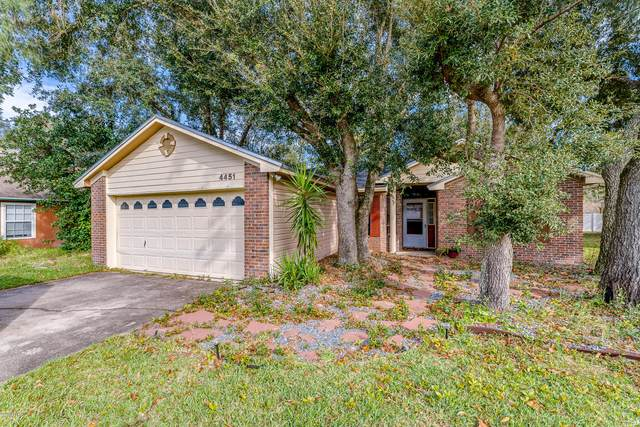 4451 Timber Bluff Ct, Jacksonville, FL 32224 (MLS #1085352) :: The Perfect Place Team