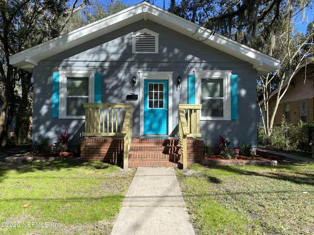 529 Alder St, Jacksonville, FL 32206 (MLS #1085359) :: The Newcomer Group