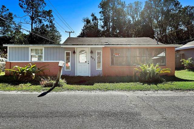 951 Pearl St, St Augustine, FL 32084 (MLS #1085373) :: Keller Williams Realty Atlantic Partners St. Augustine