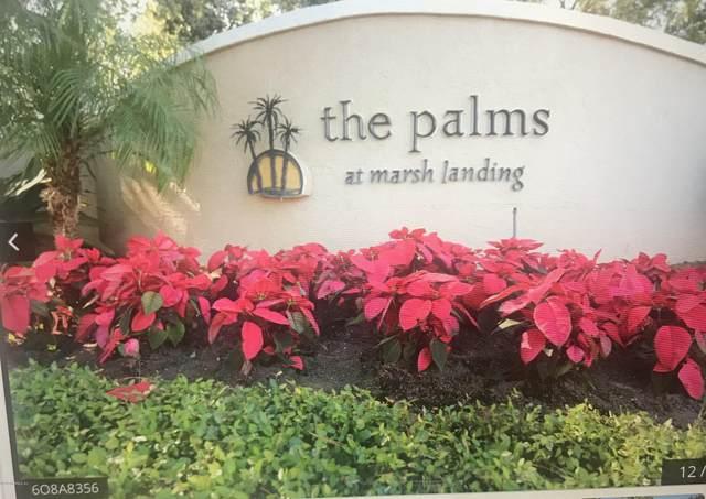 1655 The Greens Way #2225, Jacksonville Beach, FL 32250 (MLS #1085444) :: Century 21 St Augustine Properties
