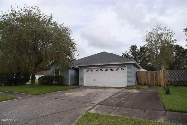 7583 Ginger Tea Trl W, Jacksonville, FL 32244 (MLS #1085573) :: The Every Corner Team