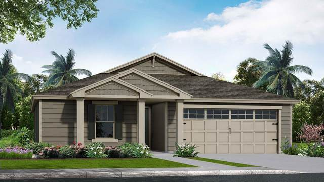 86066 Railway Pl, Yulee, FL 32097 (MLS #1085626) :: The Newcomer Group