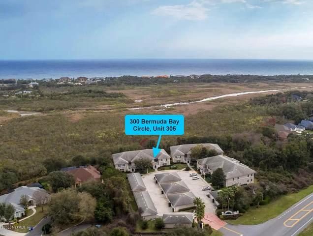 300 Bermuda Bay Cir #305, Ponte Vedra Beach, FL 32082 (MLS #1085630) :: Olson & Taylor | RE/MAX Unlimited