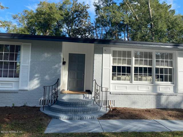 1119 Timber Ln, Jacksonville, FL 32211 (MLS #1085661) :: The Newcomer Group
