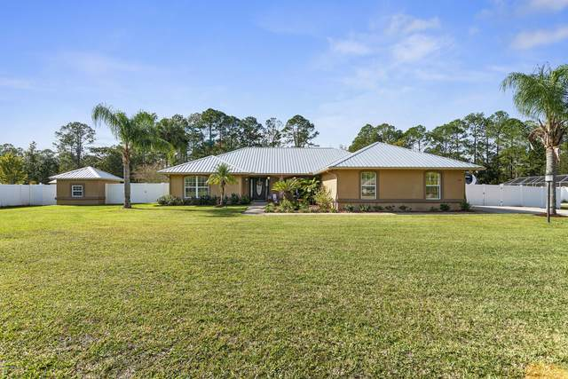 149 Confederate Point Rd, Palatka, FL 32177 (MLS #1085690) :: The Every Corner Team