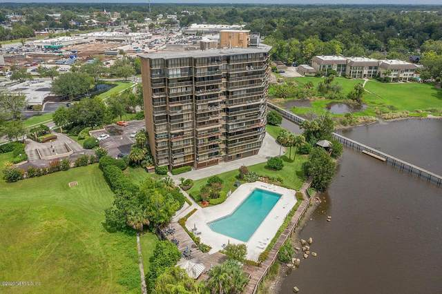 4401 Lakeside Dr #504, Jacksonville, FL 32210 (MLS #1085706) :: The Newcomer Group