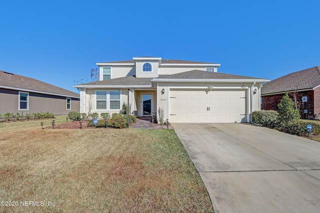 6225 Daylilly Rd, Macclenny, FL 32063 (MLS #1085789) :: The Perfect Place Team