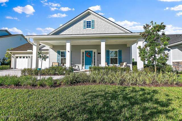 64 Haas Ave, St Augustine, FL 32095 (MLS #1085823) :: The Impact Group with Momentum Realty