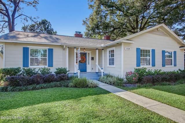 1204 Preston Pl, Jacksonville, FL 32207 (MLS #1085866) :: Century 21 St Augustine Properties
