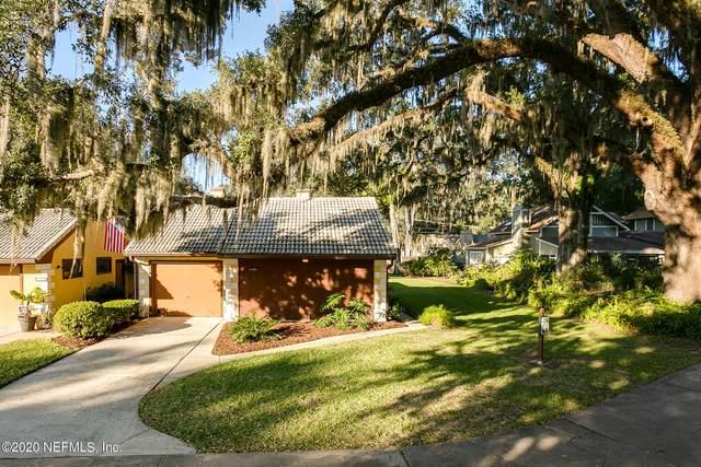 2106 Winterbourne St W #7, Orange Park, FL 32073 (MLS #1086085) :: The Every Corner Team
