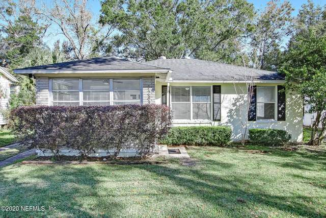 1233 Rensselaer Ave, Jacksonville, FL 32205 (MLS #1086101) :: The Perfect Place Team