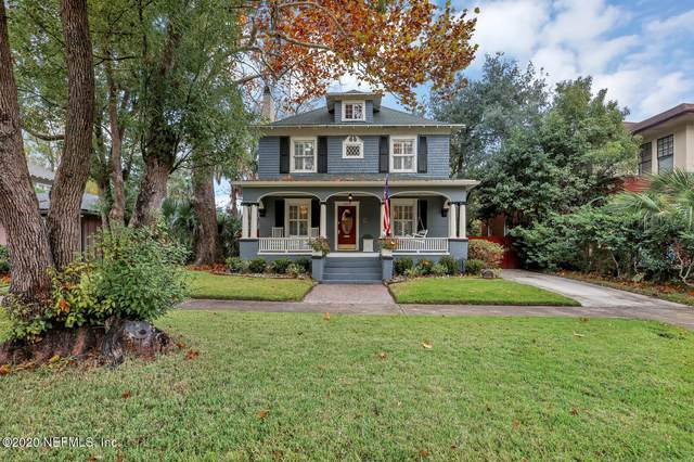 1829 Bayard Pl, Jacksonville, FL 32205 (MLS #1086195) :: CrossView Realty