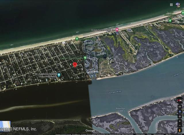 0 Twenty-Second St, St Augustine, FL 32084 (MLS #1086413) :: Ponte Vedra Club Realty