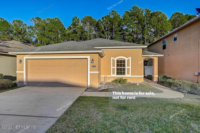 360 Candlebark Dr, Jacksonville, FL 32225 (MLS #1086514) :: Century 21 St Augustine Properties