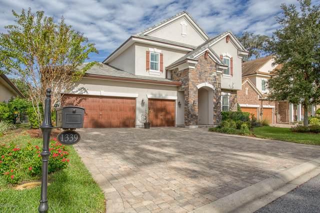 1339 Heritage Manor Dr, Jacksonville, FL 32207 (MLS #1086522) :: Military Realty