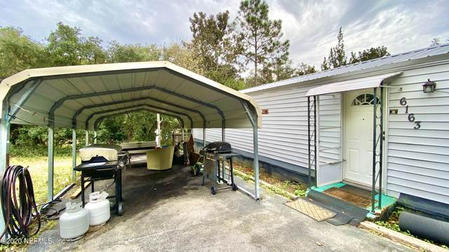 6163 Little Lake Geneva Rd, Keystone Heights, FL 32656 (MLS #1086546) :: Military Realty