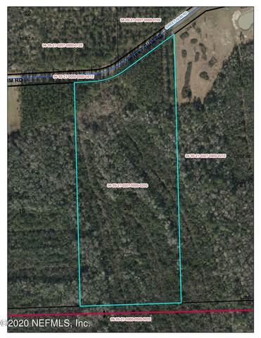LOT 20 Sweet Gum Rd, Glen St. Mary, FL 32040 (MLS #1086732) :: EXIT Real Estate Gallery