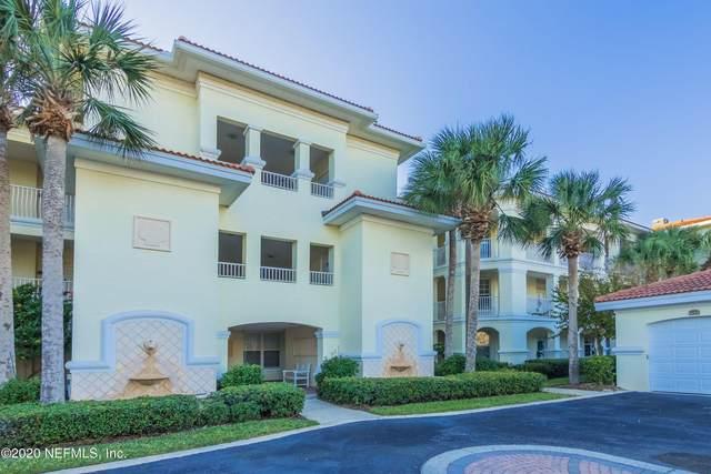 310 S Ocean Grande Dr #106, Ponte Vedra Beach, FL 32082 (MLS #1086780) :: The Hanley Home Team