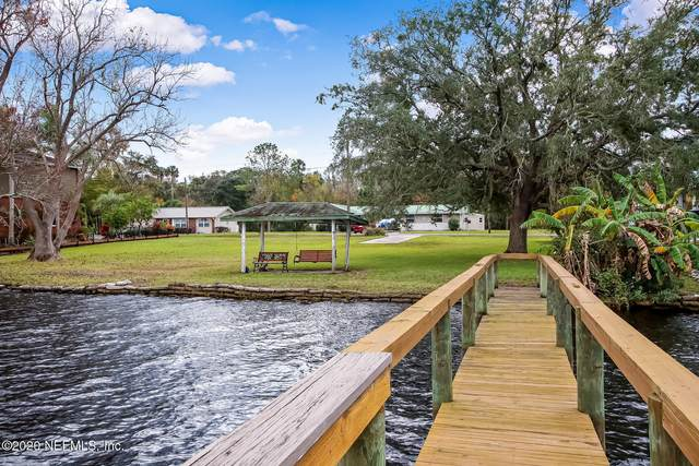 160 Beechers Point Dr, Welaka, FL 32193 (MLS #1086968) :: The Coastal Home Group