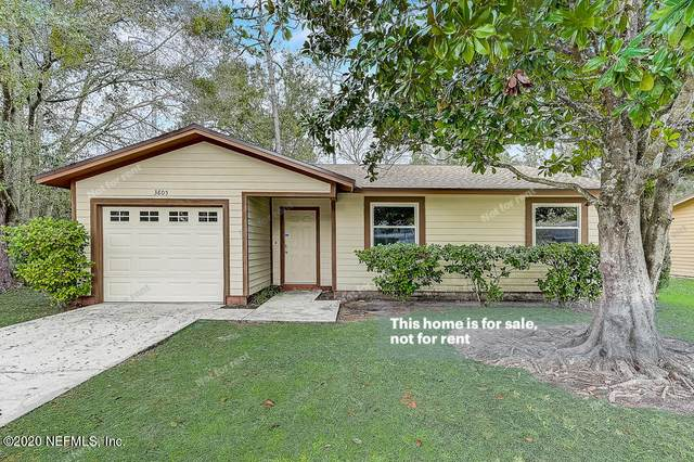 3805 Mandarin Woods Dr S, Jacksonville, FL 32223 (MLS #1087227) :: The Perfect Place Team