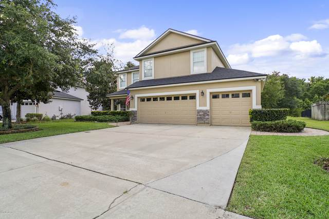 362 Allapattah Ave, St Augustine, FL 32092 (MLS #1087319) :: The Newcomer Group