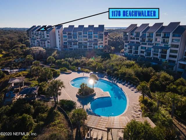 1178 Beach Walker Rd, Fernandina Beach, FL 32034 (MLS #1087488) :: The Every Corner Team