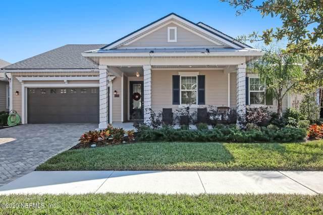 166 Palisade Dr, St Augustine, FL 32092 (MLS #1087535) :: EXIT Real Estate Gallery