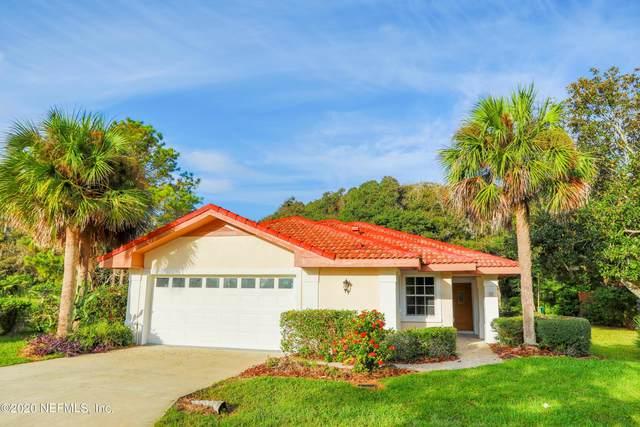 1 San Jose Dr E, Palm Coast, FL 32137 (MLS #1087662) :: The Every Corner Team