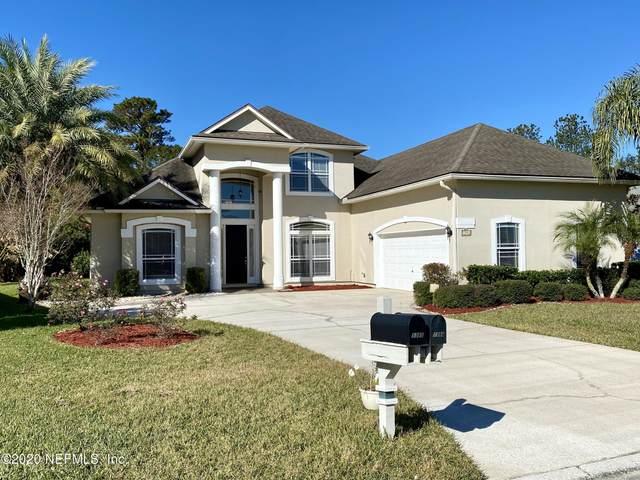 1384 Holmes Landing Dr, Fleming Island, FL 32003 (MLS #1087822) :: Oceanic Properties