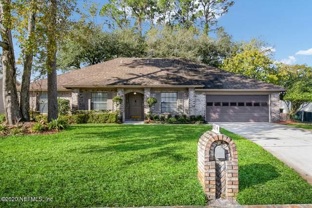 10334 Huntington Forest Blvd E, Jacksonville, FL 32257 (MLS #1087895) :: The Perfect Place Team