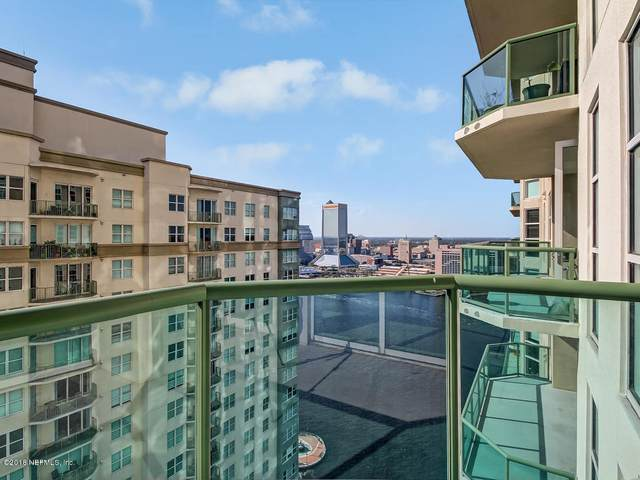 1431 Riverplace Blvd #2602, Jacksonville, FL 32207 (MLS #1087896) :: The Newcomer Group