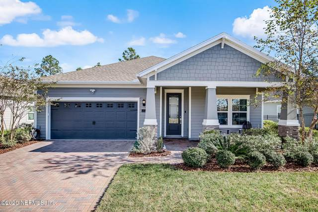 251 Rivercliff Trl, St Augustine, FL 32092 (MLS #1087925) :: The Newcomer Group