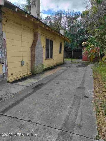 1708 Tyler St, Jacksonville, FL 32209 (MLS #1087970) :: The Coastal Home Group