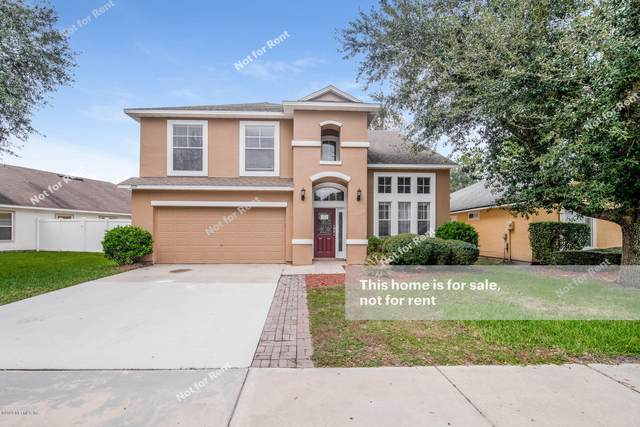 516 Millstone Dr, Orange Park, FL 32065 (MLS #1088031) :: The Volen Group, Keller Williams Luxury International