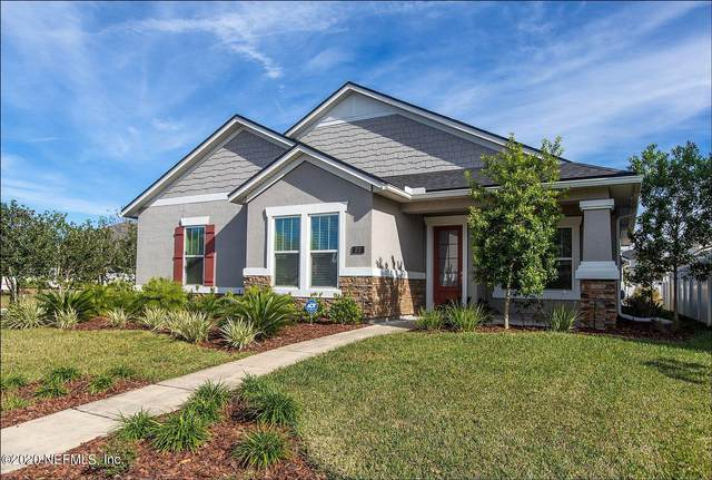 21 Haas Ave, St Augustine, FL 32095 (MLS #1088072) :: The Newcomer Group