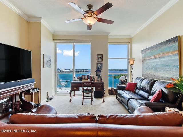 1431 Riverplace Blvd #1509, Jacksonville, FL 32207 (MLS #1088109) :: The Volen Group, Keller Williams Luxury International