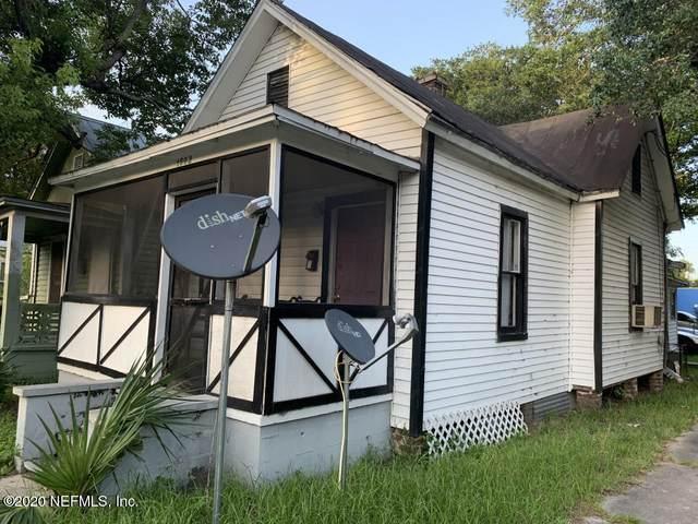 1503 Evergreen Ave, Jacksonville, FL 32206 (MLS #1088141) :: The Every Corner Team
