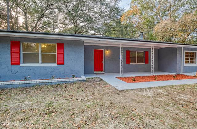 5798 Us-17, GREEN COVE SPRINGS, FL 32043 (MLS #1088148) :: The Newcomer Group