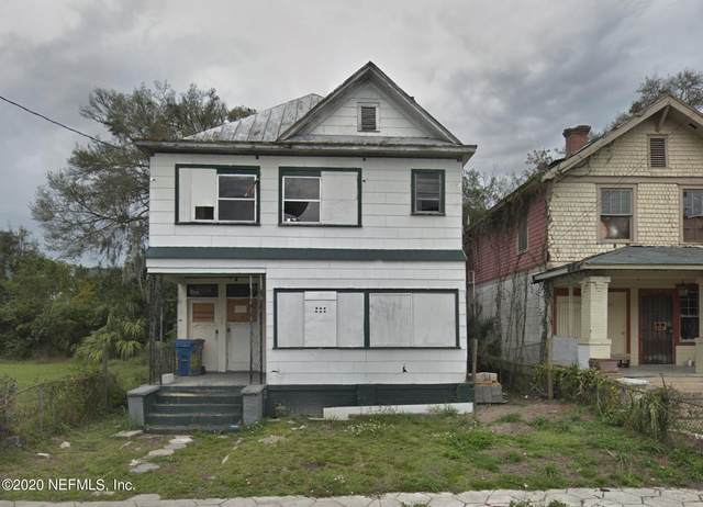 209 E 17TH St, Jacksonville, FL 32206 (MLS #1088246) :: CrossView Realty