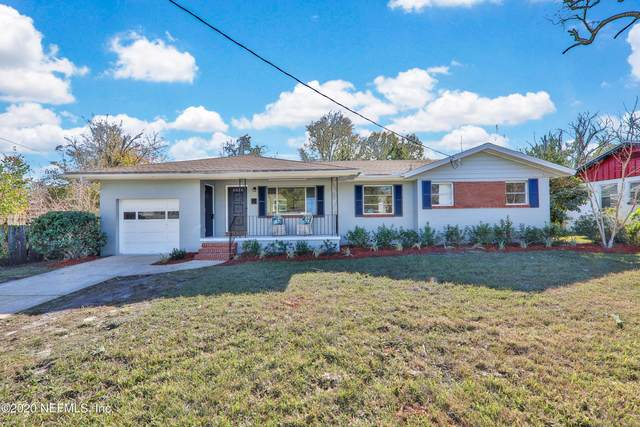6416 Solandra Dr S, Jacksonville, FL 32210 (MLS #1088338) :: The Newcomer Group