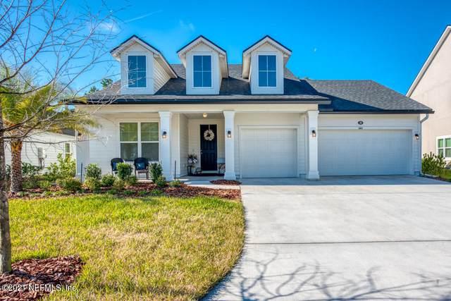 285 Hutchinson Ln, St Augustine, FL 32095 (MLS #1088445) :: Olson & Taylor | RE/MAX Unlimited