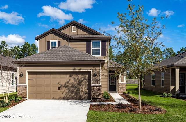 87 Fellbrook Dr, St Augustine, FL 32095 (MLS #1088467) :: The DJ & Lindsey Team