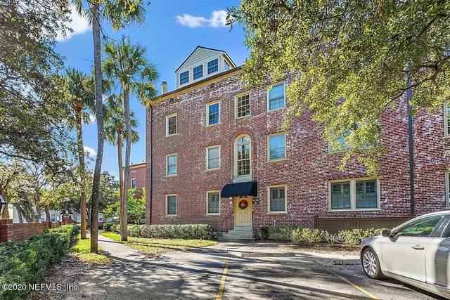 843 Lasalle St #843, Jacksonville, FL 32207 (MLS #1088496) :: The Hanley Home Team