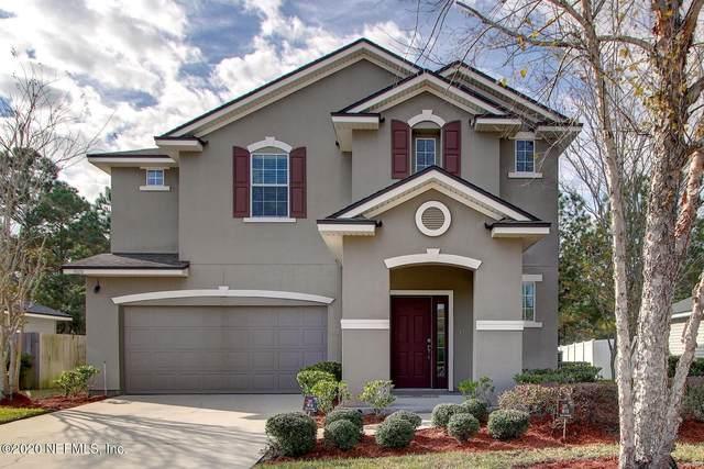 9608 Bembridge Mill Dr, Jacksonville, FL 32244 (MLS #1088528) :: The Newcomer Group