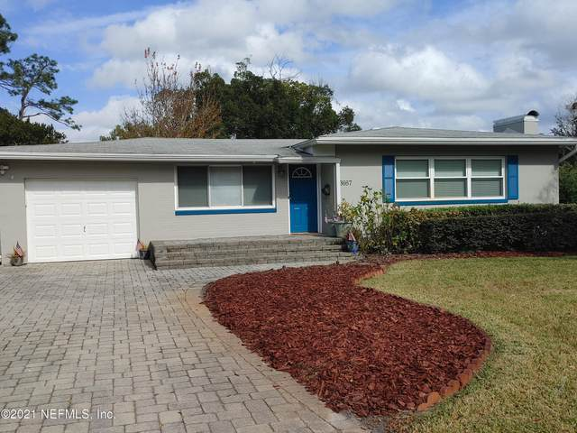 3667 Ponce De Leon Ave, Jacksonville, FL 32217 (MLS #1088565) :: The Hanley Home Team