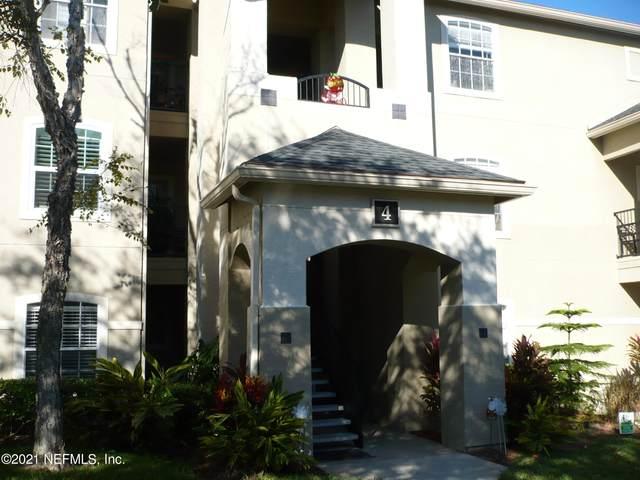 1701 The Greens Way #423, Jacksonville Beach, FL 32250 (MLS #1088675) :: Century 21 St Augustine Properties