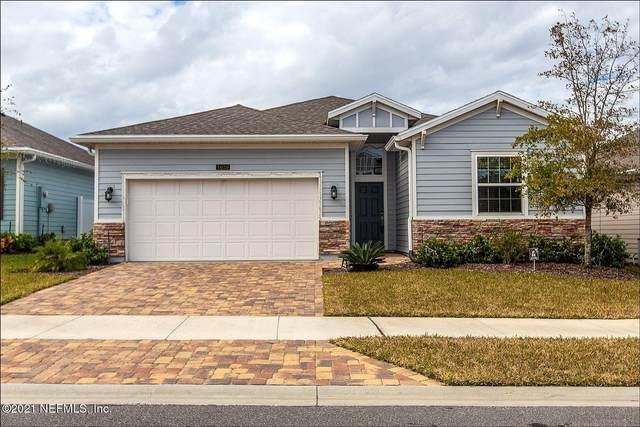 1628 Mathews Manor Dr, Jacksonville, FL 32211 (MLS #1088684) :: The Hanley Home Team
